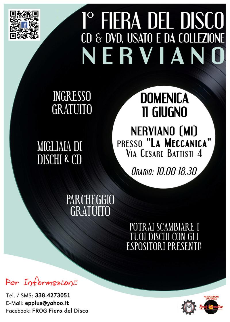 1^ Fiera del Disco di Nerviano (MI) - 11 GIUGNO 2017 Vol_ne10