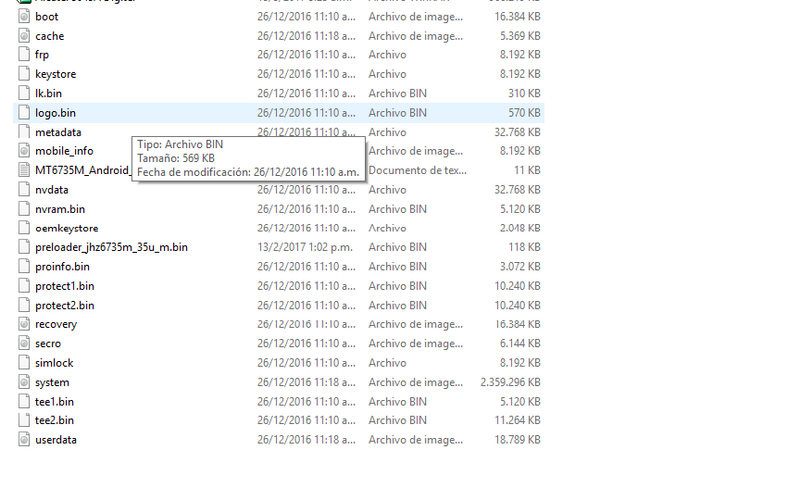 Firmware Alcate Pixi 4 5045A de Digitel Venezuela Sin_ty11