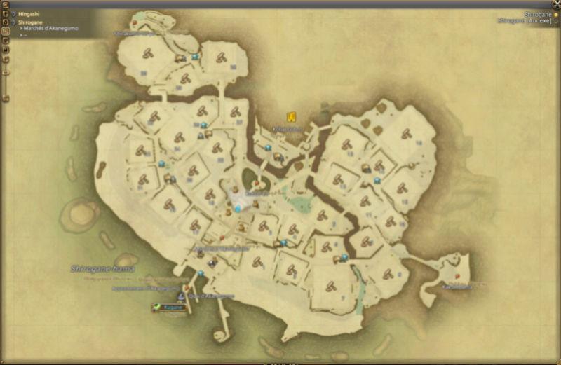 [Habitation] La maison de Guilde à Doma et son financement. Ffxiv_12