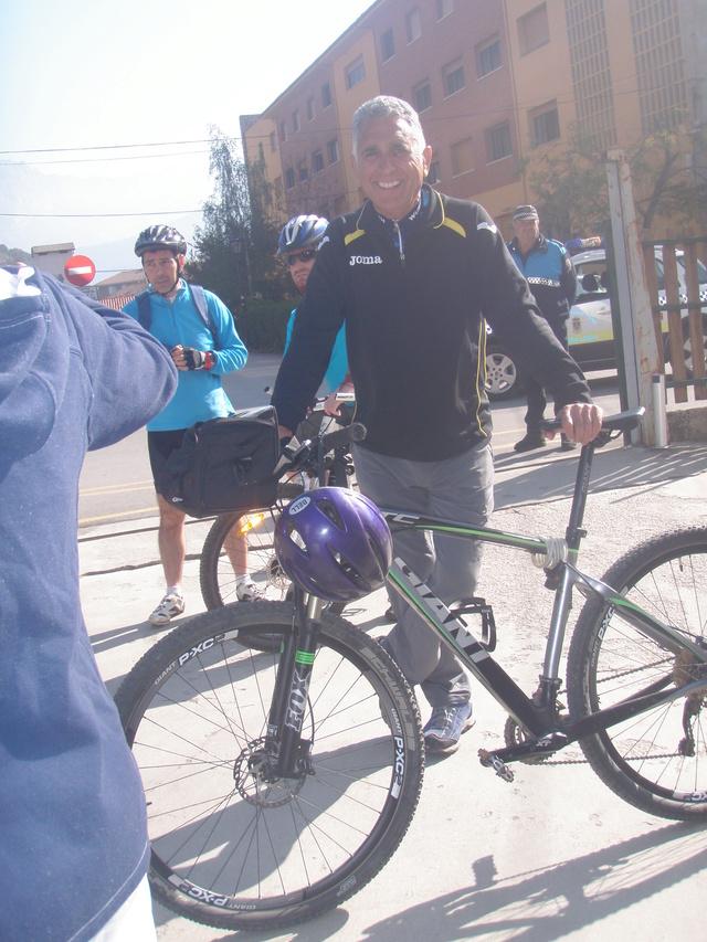 Biciliébana fiesta de la bicicleta 12-4-17 P1010012