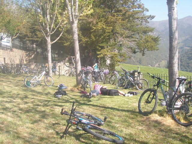 Biciliébana fiesta de la bicicleta 12-4-17 P1010111