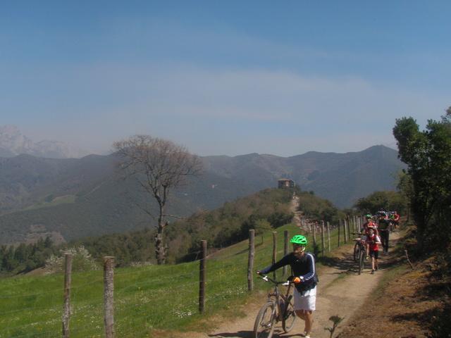 Biciliébana fiesta de la bicicleta 12-4-17 P1010311