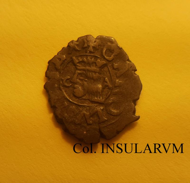 Aragón, Dinero 1680 (Carlos II) Ex Colección Crusafont. MBC- Diner_10