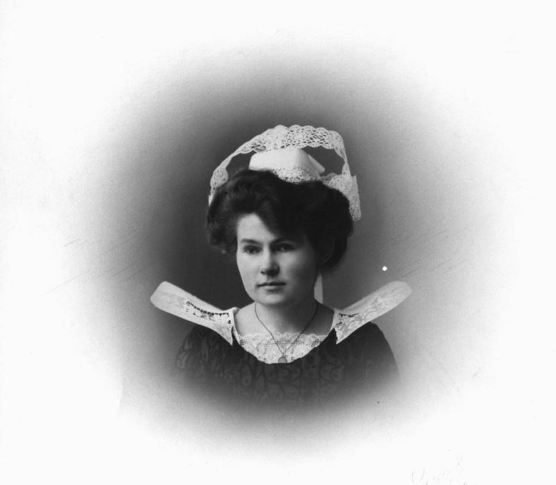 coiffe Bannalec 1900 1919-110