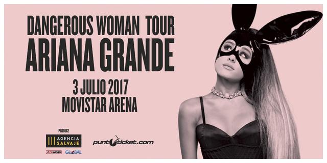 Ariana Grande - 03 de Julio 2017 (Santiago) Ariana10