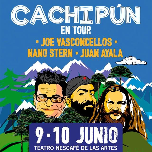 CACHIPÚN - 9 y 10 De junio 2017 (Santiago) Cachip10