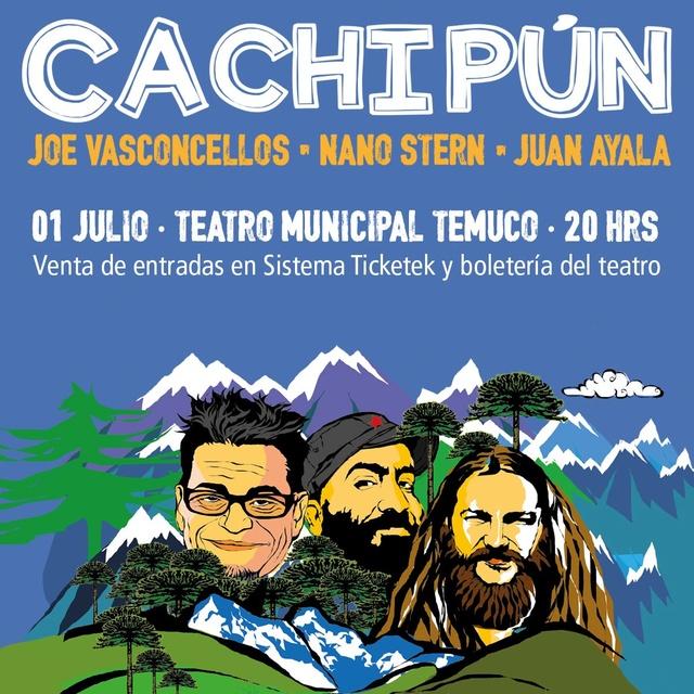 Cachipun - 01 De julio 2017 (Temuco ) Cachip11