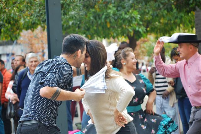 """Continúa el ciclo de """"Cuecas y Folklore en mi Plaza"""" Cueca10"""