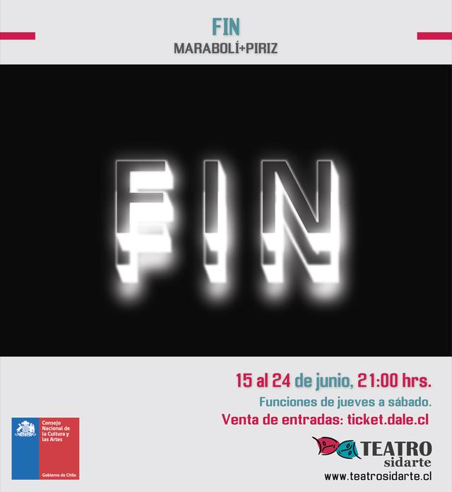 Fin - Teatro Sidarte (Junio) - Santiago Fin10