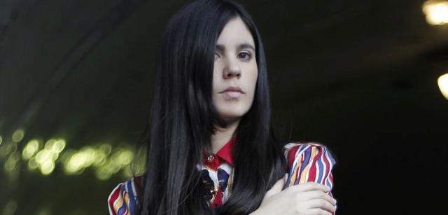 Javiera Mena deja la música independiente y ficha por un sello transnacional Javier10