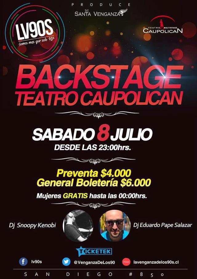 Fiesta Lv90s - 08 de Julio 2017 (Santiago) Lv90s10