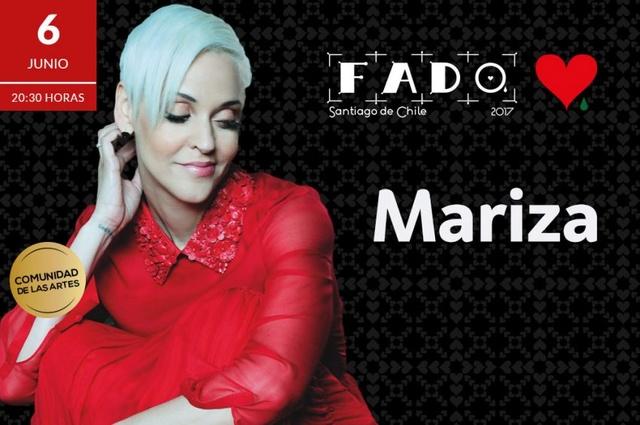 Mariza Festival De Fado - 06-06-2017 (Santiago) Mariza10