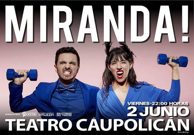 Miranda - Lanzamiento Nuevo Disco - 02-06-2017 (Santiago) Mirand10