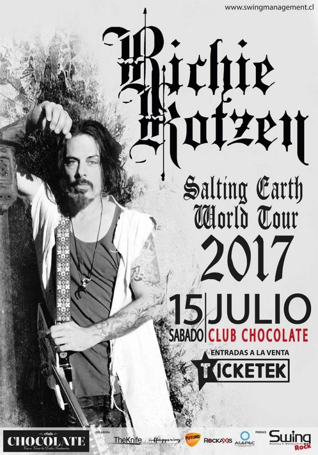 Richie Kotzen - 15 de Julio 2017 (Santiago) Richie10