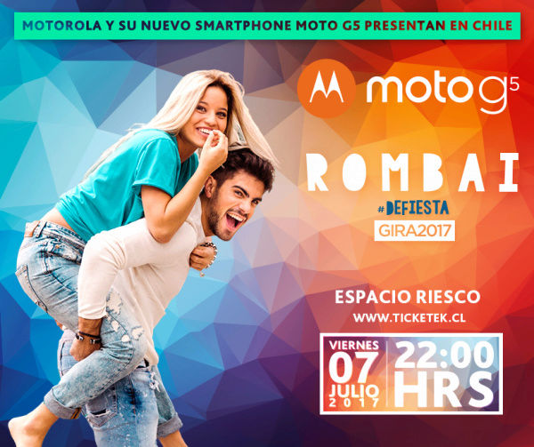 Rombai - 07 de Julio 2017 (Santiago) Rombai10