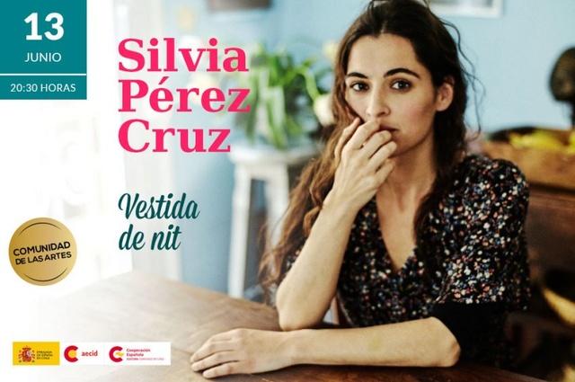 Silvia Perez Cruz - 13  De junio 2017 (Santiago) Silvia10