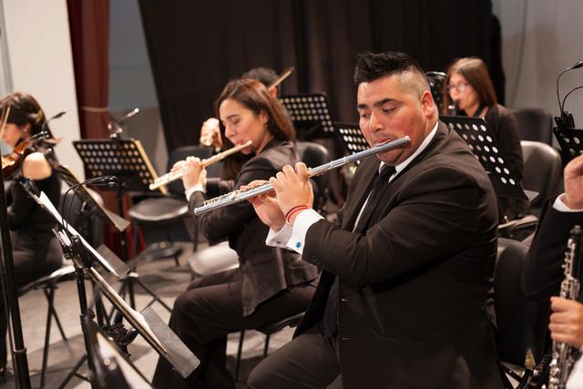 Orquesta Sinfónica Universidad de La Serena prepara su cuarto concierto de temporada junto a importantes artistas latinoamericanos Sinfon10