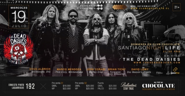 The Dead Daisies - 19 de Julio 2017 (Santiago) The-de10