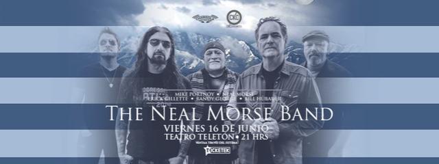 The Neal Morse Band - 16 De junio 2017 (Santiago) Thenea10