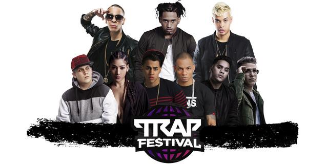 Trap Festival - 9 de Julio 2017 (Santiago) Trapfe10