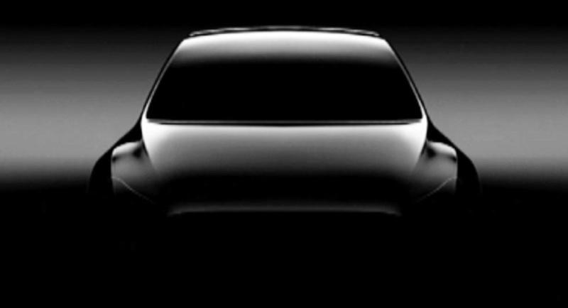 2019 - [Tesla] Model Y Tesla-10