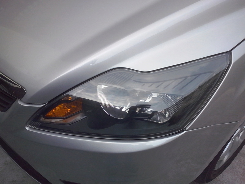verniciatura fanale ford focus Cam00719