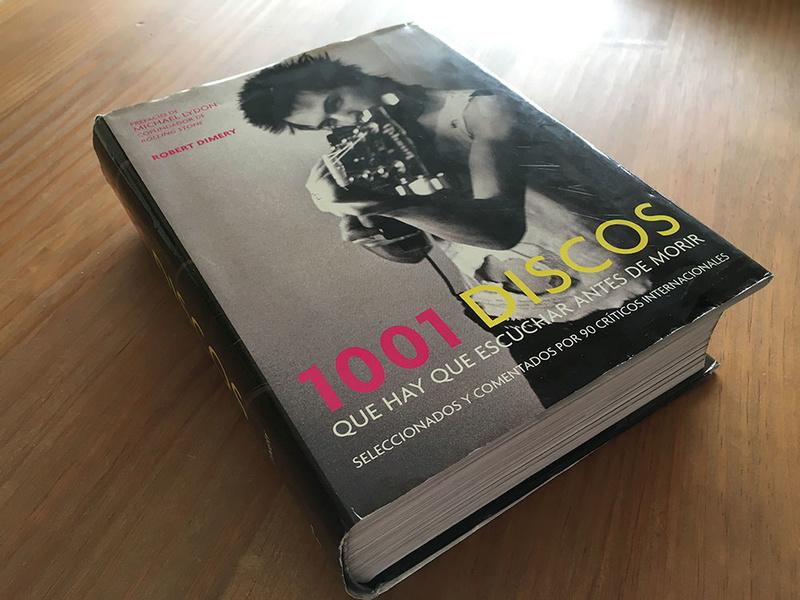 1001 discos que hay que escuchar antes de morir... en Spotify o Tidal 1zybtq10
