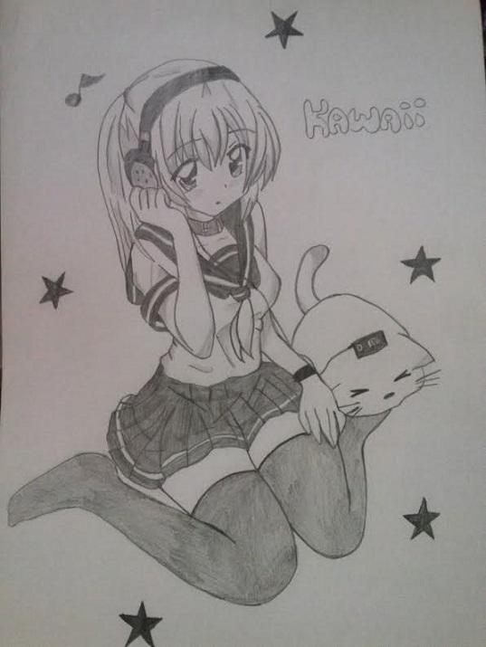 Dibujos random Kawaii10