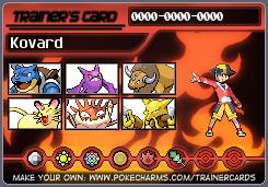 Primeira Liga Pokémon Traine11