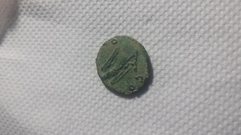 Antoniniano de imitación Hispánica de Claudio II 310