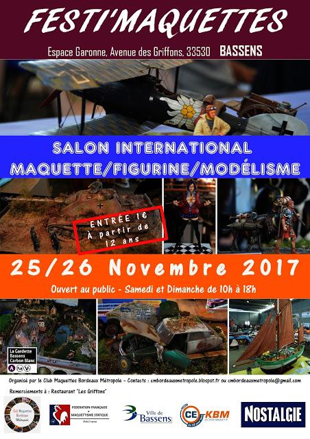 Festi'maquettes 11/2017 pour les Girondins ... 45468411