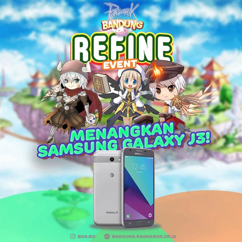 [Event] Refine Event Refine10