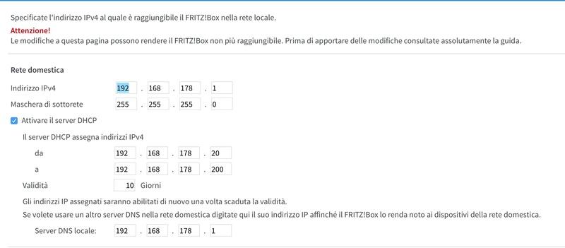 port forwarding fritz box 7490 - Pagina 2 Scherm10