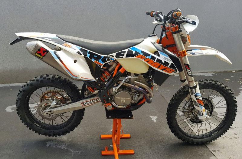 VENDS 350 EXCF SIXDAYS 2015 P210