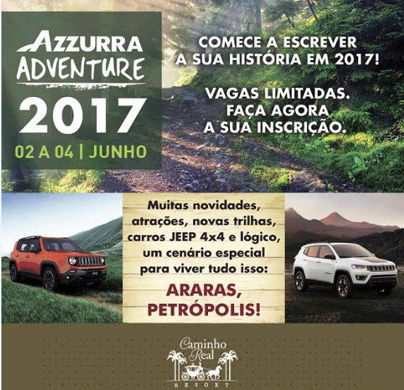 AZZURRA ADVENTURE - RIO DE JANEIRO - 2 A 3 JUNHO Wd10