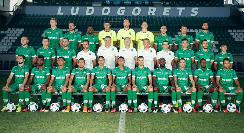 Apresentação Clube Ludogorets ! Ateam210