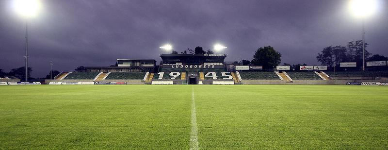 Apresentação Clube Ludogorets ! Stadiu11