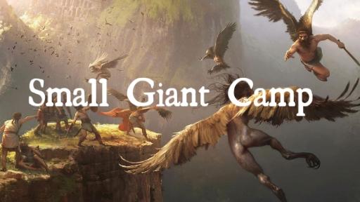 Small Giant Camp Fórum