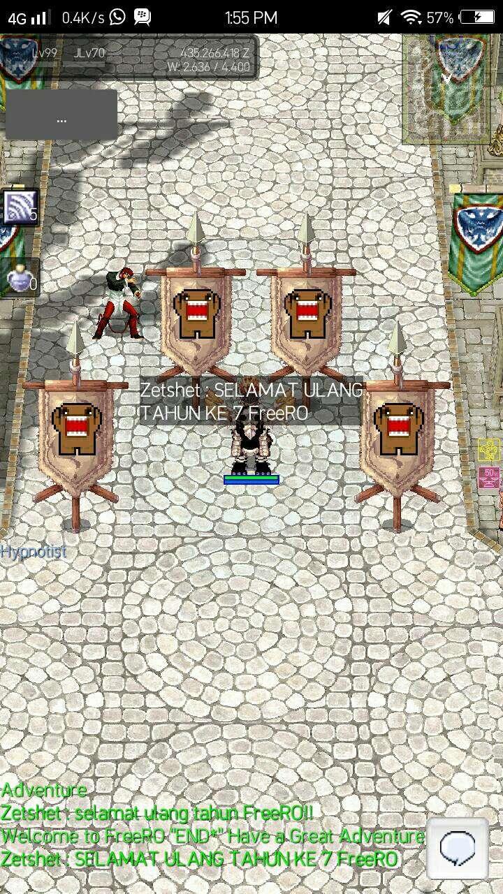 Event Screenshot Game FreeRO (Android) Feero_10