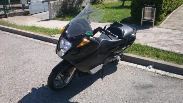 Vendida moto eléctrica VECTRIX VX-1 15442510