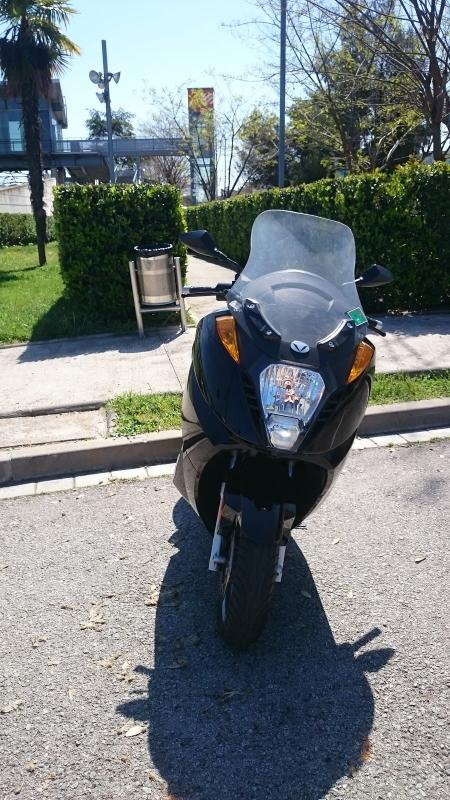 Vendida moto eléctrica VECTRIX VX-1 15442512