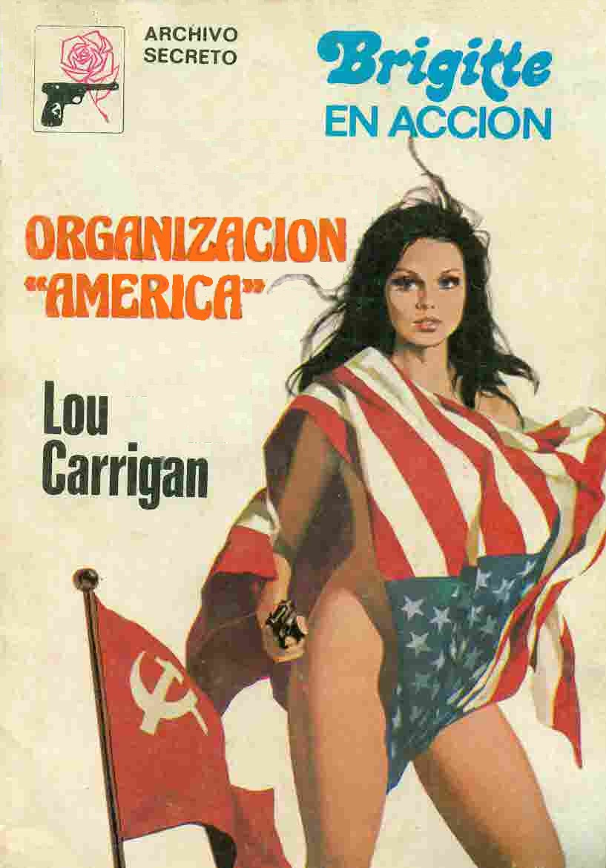 Archivo Secreto 188 (Brigitte En Acción) Organizacion America Archiv12