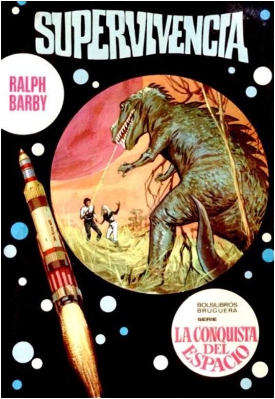 003 - La Conquista Del Espacio - Supervivencia (Ralph Barby) Lcde0011