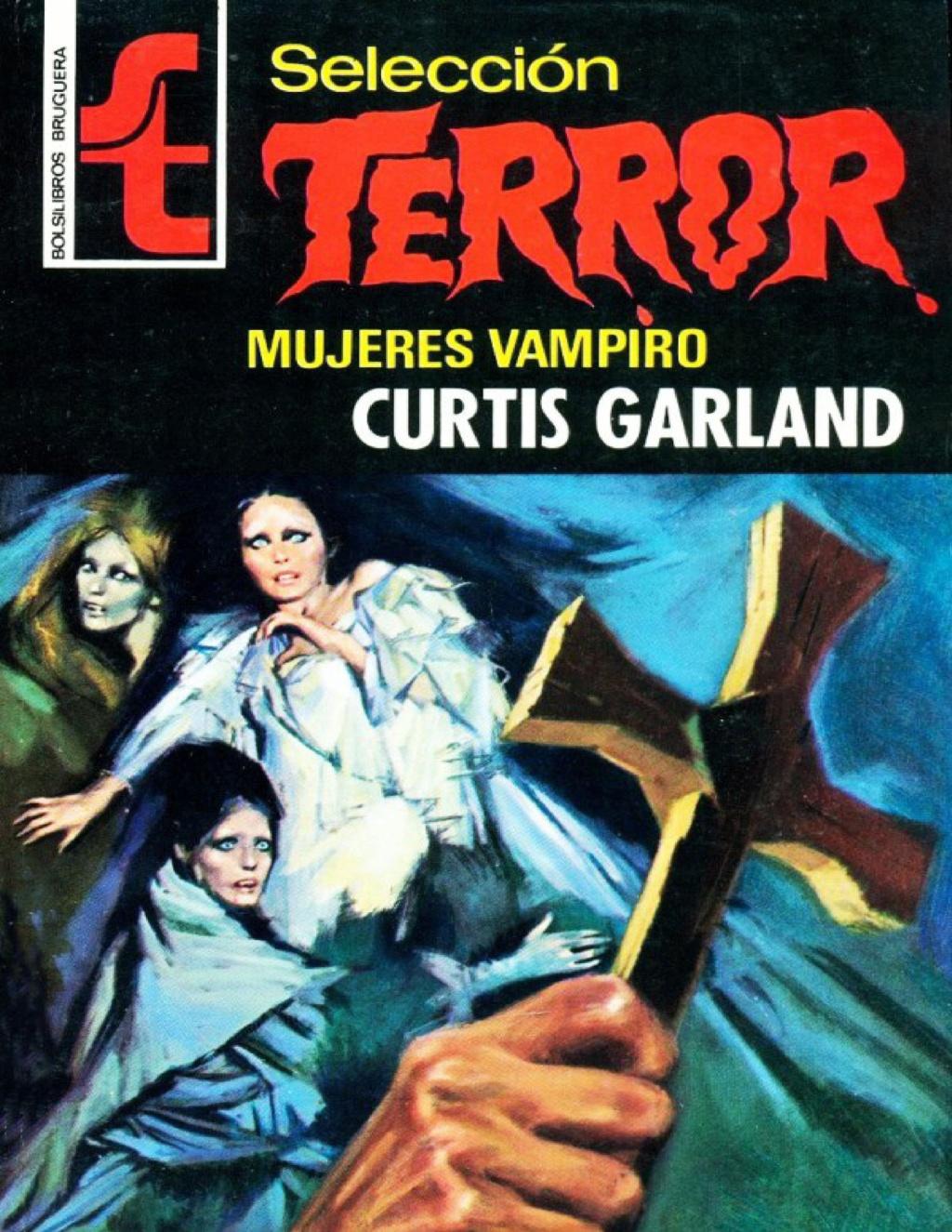 Seleccion Terror 006 Mujeres Vampiro (Curtis Garland) Page-014