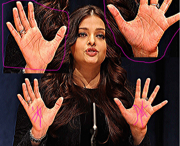 AISHWARYA RAI - Bollywood actress: into the hands of Miss World 1994! Aishwa12
