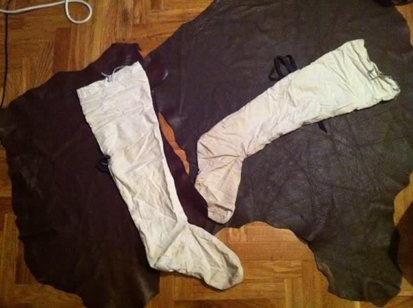 TUTORIAL Calzas Medievales Calzas10
