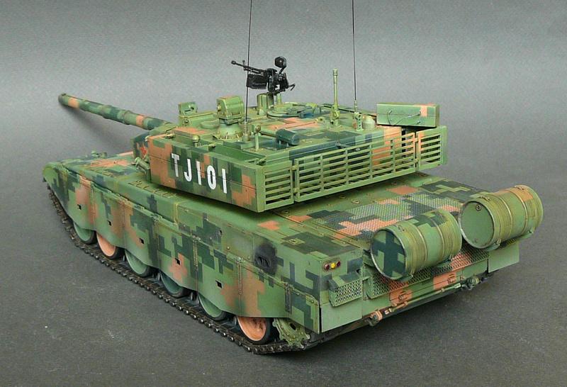 Panda 1\\35 Type 99A1 P1070926