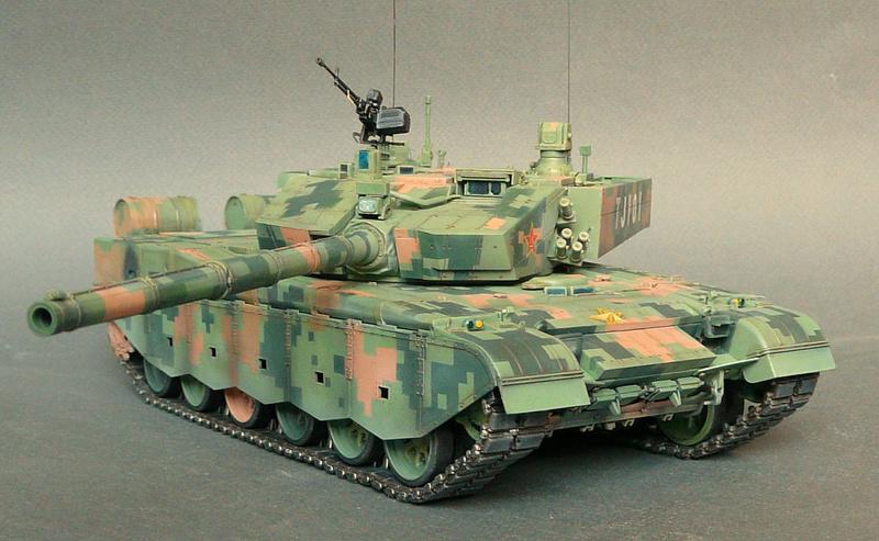 Panda 1\\35 Type 99A1 P1070932