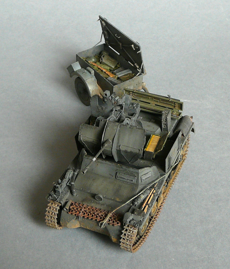 Flakpanzer I Ausf.А,1\35,Tristar P1070942