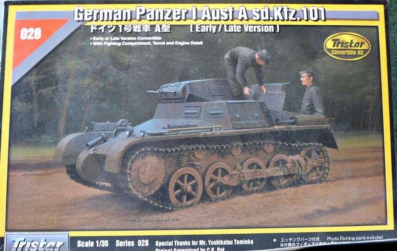 Pz.Kpfw. I Ausf. A 1\35 Tristar, Африканский корпус. P1080019